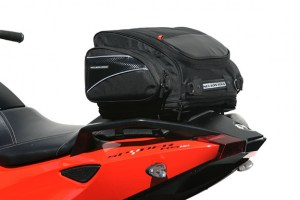 Nelson Rigg CL-1040-TP Strap Mount Motorcycle Tail Bag