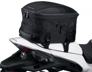 CL-1060-S  Sport Motorcycle Tail/Seat Bag Image 1