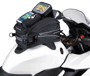 Nelson Rigg CL-GPS-MG Magnetic Mount Motorcycle Tank Bag on Optional CL-2015-MG