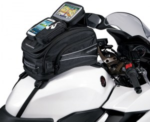 Nelson Rigg CL-GPS-MG Magnetic Mount Motorcycle Tank Bag on CL-2015-ST