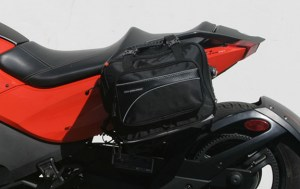 Nelson Rigg CL-855 Motorcycle Saddlebags Spyder Saddlebags