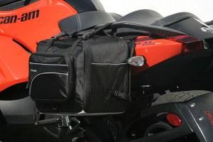 CL-855  Touring Motorcycle Saddlebags Image 3