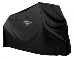 Nelson Rigg MC-900 Black Econo Waterproof Motorcycle Cover