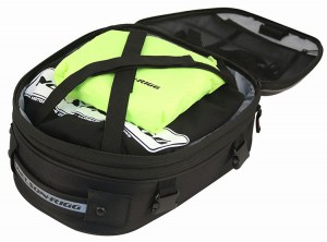 Commuter Touring Motorcycle Tail Bag Image 3