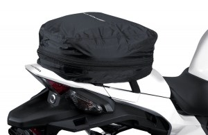 Commuter Touring Motorcycle Tail/Seat Bag Image 6