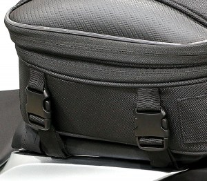 Commuter Touring Motorcycle Tail Bag Image 5