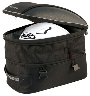 Commuter Touring Motorcycle Tail Bag Image 2