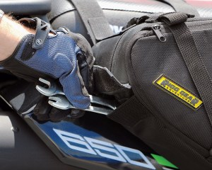 RG-020 Dual-Sport Motorcycle Saddlebags Image 2