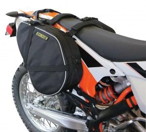 RG-020 Dual-Sport Motorcycle Saddlebags Image 0