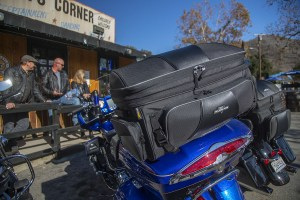Traveler Tour Trunk Rack Bag Image 14