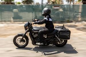 CL-855  Touring Motorcycle Saddlebags Image 15
