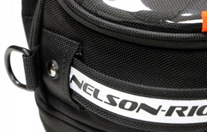 Nelson Rigg CL-2015 Motorcycle Tail Bag Reflective Handle