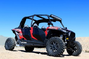 RZR Soft Top with Sunroof Image 0