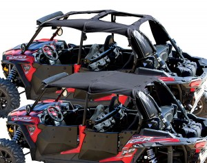 RZR Soft Top with Sunroof Image 2