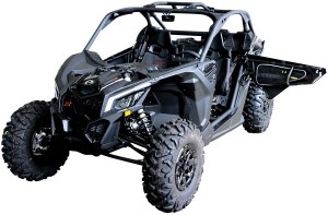 RG-001L RZR Lower Door Bag Set Image 4