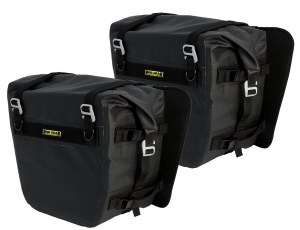Nelson Rigg SE-3050-BLK Waterproof Motorcycle Dry Saddlebags