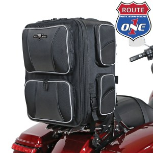 Highway Roller Backrest Rack Bag Image 0