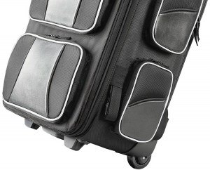 Highway Roller Backrest Rack Bag Image 3
