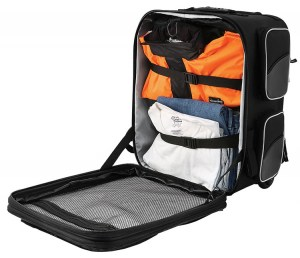 Highway Roller Backrest Rack Bag Image 4