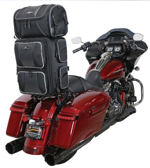 Highway Roller Backrest Rack Bag Image 7