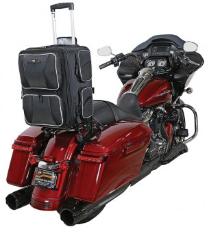 Highway Roller Backrest Rack Bag Image 8