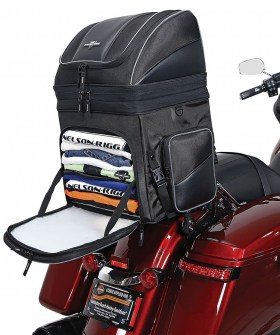 Destination Backrest Rack Bag Image 2