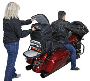 Destination Backrest Rack Bag Image 3