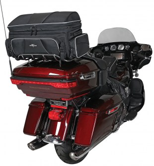 Traveler Tour Trunk Rack Bag Image 4