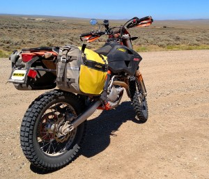 Sierra Dry Saddlebags Image 3