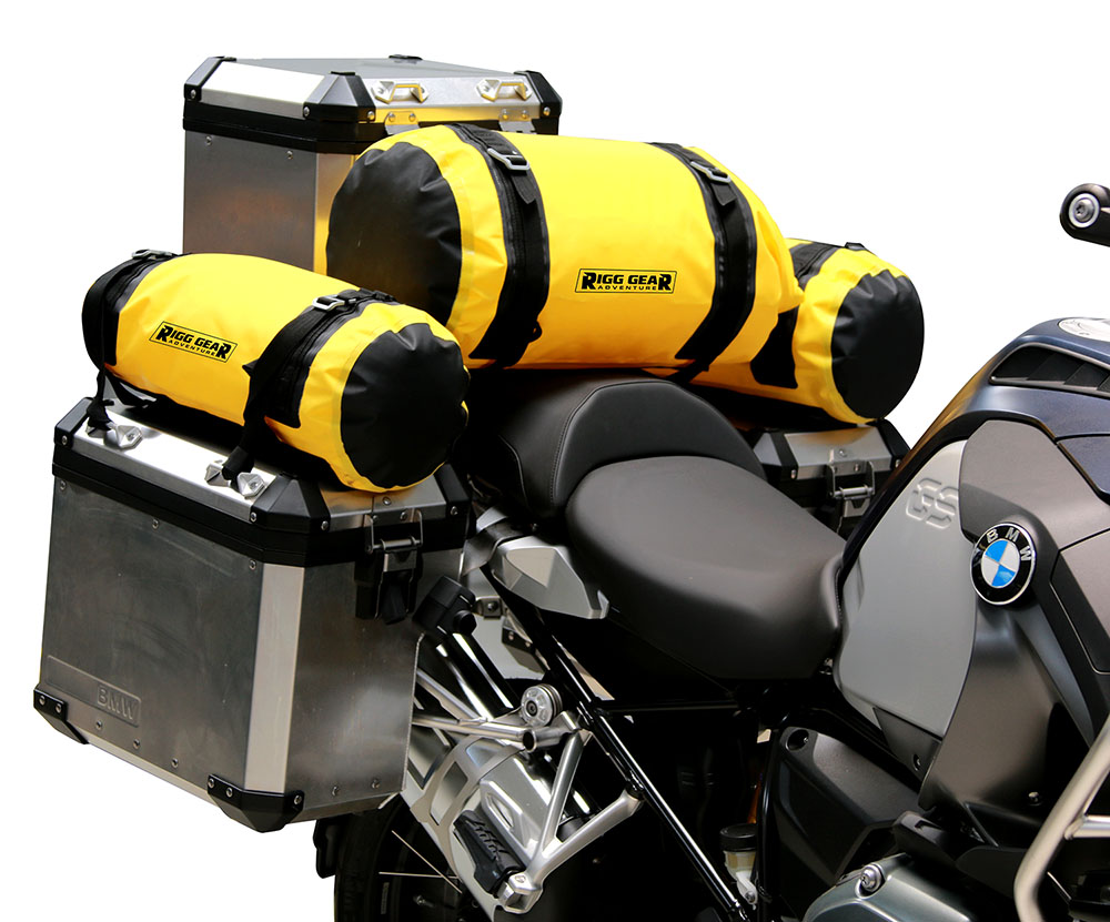 Discount Motorcycle Gear >> Nelson-Rigg | Ridge Roll Dry Bag - 15L | Dual-Sport-Adventure