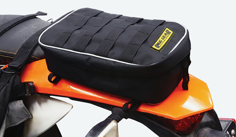 Rg 025r Rear Fender Bag With Tool Roll Image 3