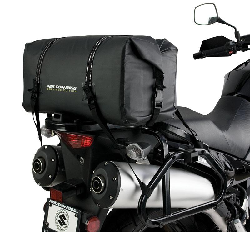 Survivor Adventure Motorcycle Dry Bag Image 0