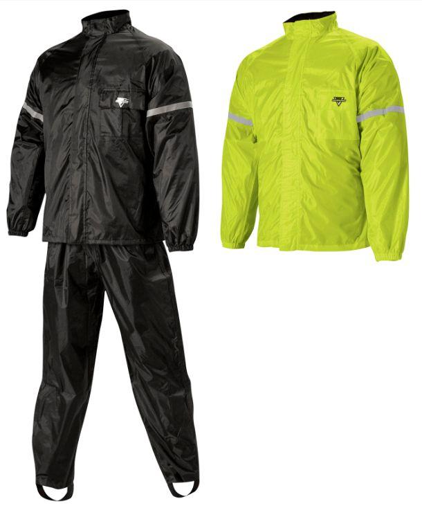 WP-8000 WeatherPro Motorcycle Rain Suit